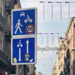 Sécurité: la zone de rencontreet le double sens cyclable