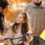 Apprendre à faire du vélo à son enfant en 3 étapes