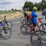 Reprise à l'école cyclo de l'Avenir Cyclos du Val d'Auxances