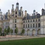 Les châteaux de la Loire à vélo: Chambord