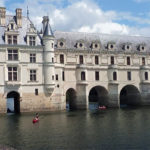 Les châteaux de la Loire à vélo : Chenonceau