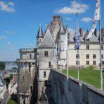 Les châteaux de la Loire à vélo : Amboise