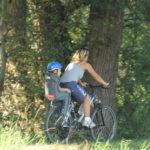 Siège vélo arrière sur cadre: Jockey 3 Comfort Britax Romer