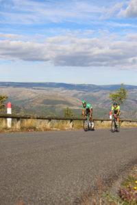 Tour du Gévaudan Vélo. Crédit S.B CDT48