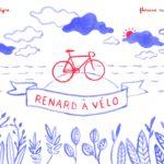 Cyclo'Livres :Renard à vélo
