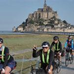 «Les trois merveilles», les randonnées du Mont Saint-Michel à Paris