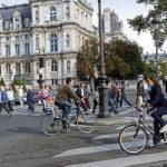 Journée sans voiture à Paris le dimanche 27 septembre