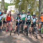 Reprise des sorties VTT jeunes dans le Périgord