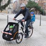 Transformer votre vélo en vélo cargo!