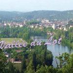 La vallée du Lotet ses larges horizons en vidéo