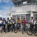 Coup de jeune, sur le cyclo club Châteaurenardais