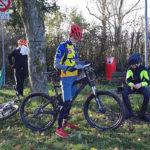 Rallye raid VTT à l'école cyclo AC3F