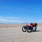 Traversée de l'Afrique australe à vélo