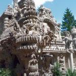 Hauterives 2015: Le palais idéal du facteur Cheval