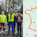 Brevet fédéral :  Un tour de France en Mayenne