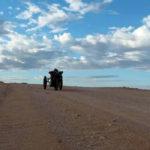 En direct de Namibie, le point vélo d'Olivia