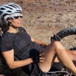 Aventure : Olivia et Yves traversent le désert du Namib à vélo