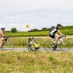 Des remorques vélos qui changent la vie!