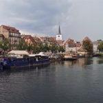 L'Alsace à vélo : Découverte de Strasbourg