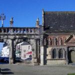 Boucle cyclotouristique à Sizun en Bretagne