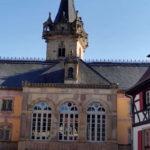 L'Alsace à vélo : Obernai