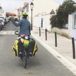 Vélopoldine : Le tour de France à vélo en solitaire