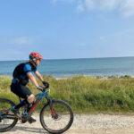 Semaine fédérale – Jour 2 : Bulots ou châteaux à vélo !