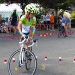 Critérium national des jeunes à Aubusson d'Auvergne
