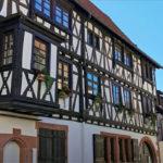 L'Alsace à vélo :Wissembourg
