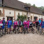 Casiopeea, challenge Paris – Bucarest à vélo