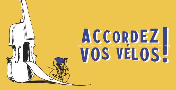 Accordez vos vélos