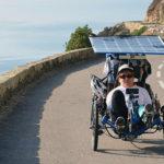 Sun Trip America, le voyage à vélo solaire